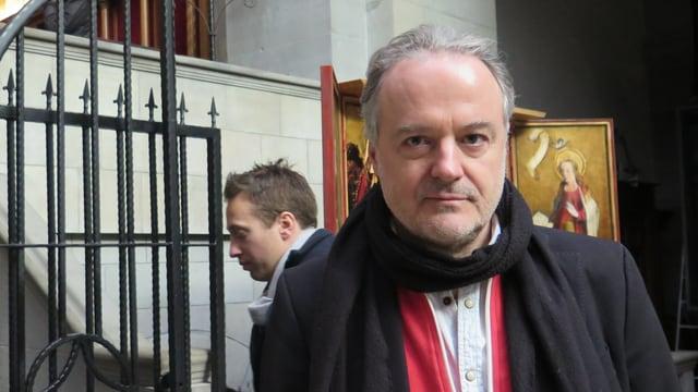 Regisseur Stefan Haupt