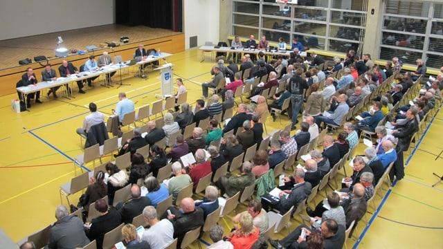 Gemeindeversammlung Oftringen