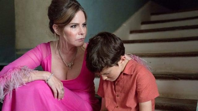 Patrick Melrose und seine Mutter