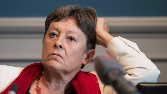 Portrait Margret Kiener Nellen