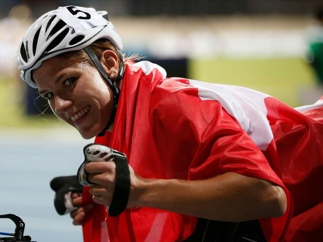 Para-WM in Dubai - Debrunner gewinnt auch über 800 m eine Medaille