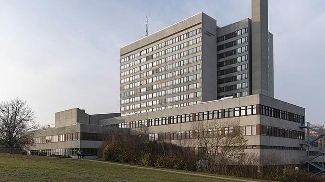 Das Kantonsspital Bruderholz