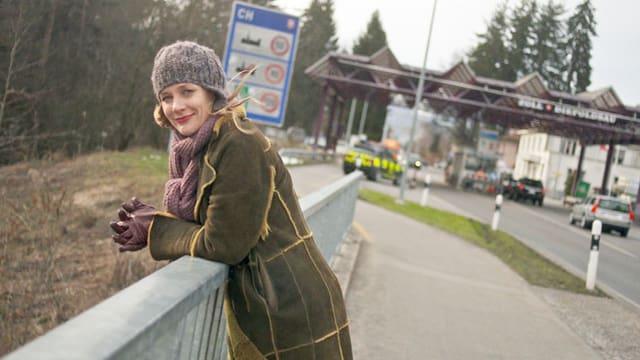 Video «Mit Eva Wannenmacher an der Grenze» abspielen