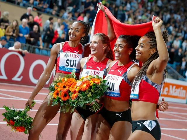 Sprintstaffel Frauen