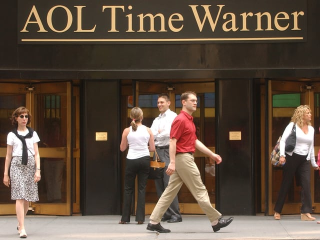 Filiale von AOL Time Warner