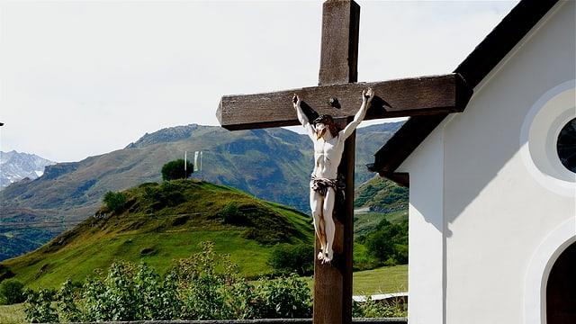 Altes Kruzifix
