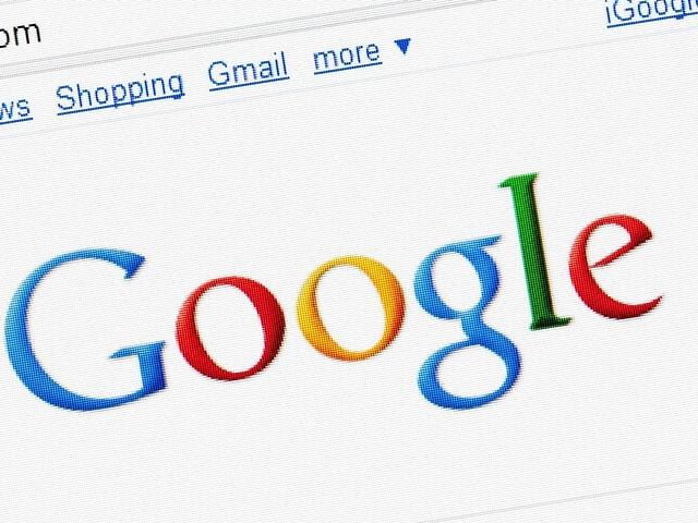 Google wird gegründet
