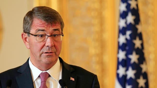 Ashton Carter, il minister da defensiun american