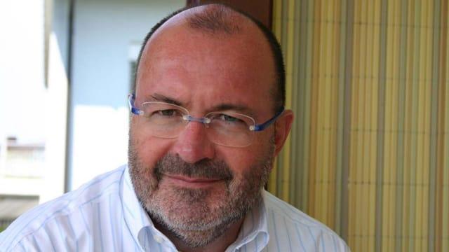 Beat F. Dannenberger Ombudsman der Schweizer Reisebranche