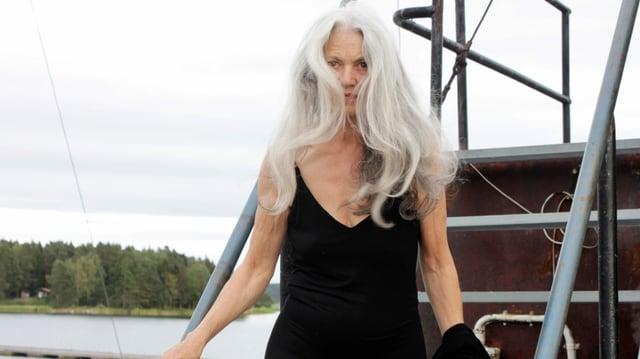 Carmen Meier, Model aus Uerikon