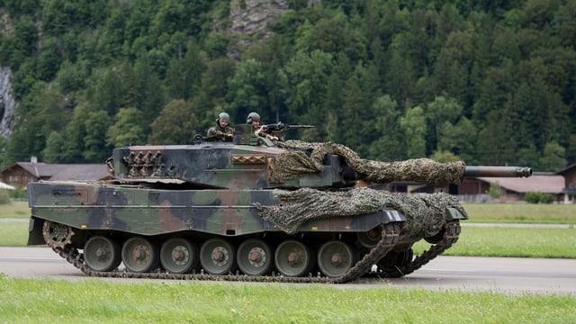Panzer.