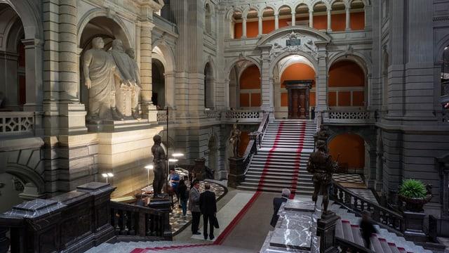 Wie rechts ist das neue Parlament? (Artikel enthält Video)