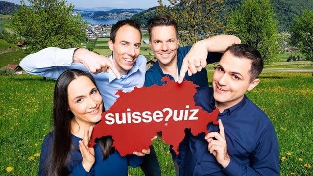 Suisse Quiz