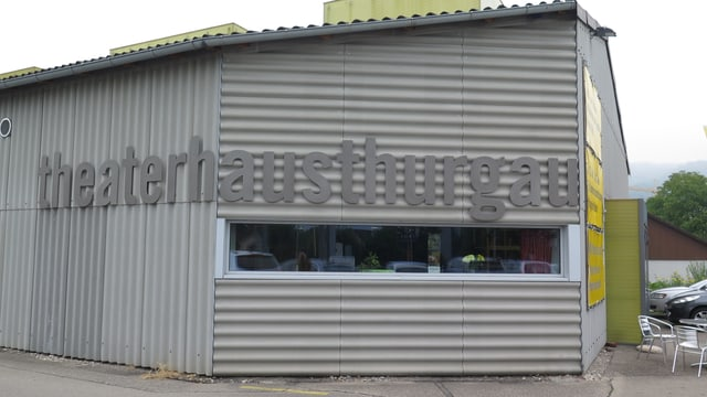 Theaterhaus Thurgau in Weinfelden.