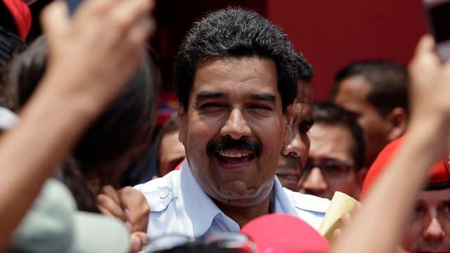Porträt Maduro