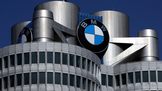 edifizi dall'interpresa BMW AG a Minca