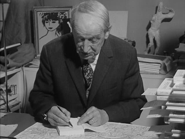 Arnold Kübler war eine Institution des kulturellen Lebens.
