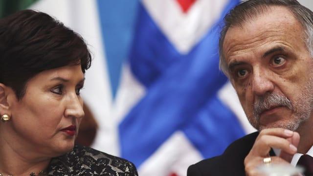 Unter den Preisträgern sind die Thelma Aldana und Ivan Velásquez, welche in Guatemala gegen Korruption kämpfen.