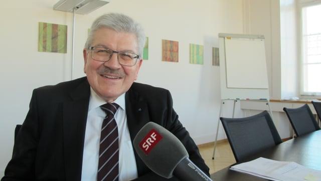 Roland Brogli, Aargauer Landammann