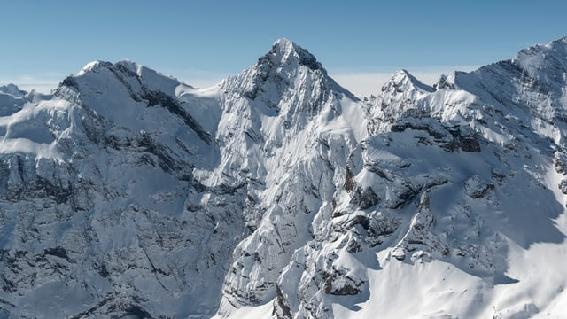 Bergunglück in den Berner Alpen: Frau stürzt beim Abstieg vom Gspaltenhorn ab.