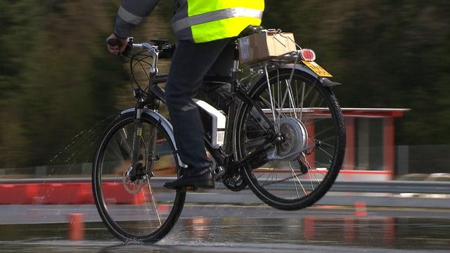 Mehr Unfälle mit E-Bikes