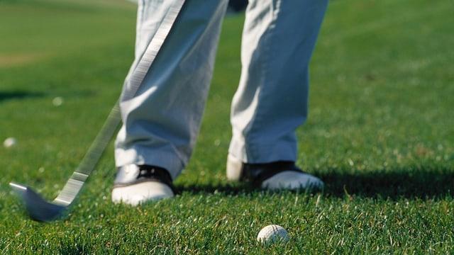 Balla da golf.