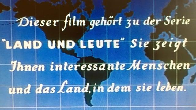 Screenshot aus dem Intro von «Die Schweiz»