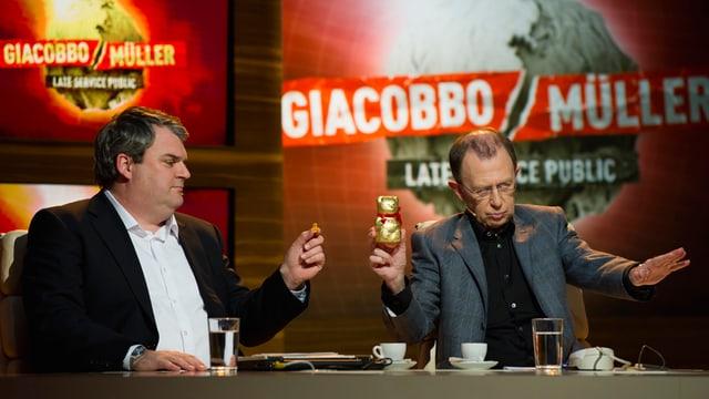 Video «Giacobbo / Müller vom 23.12.2012» abspielen