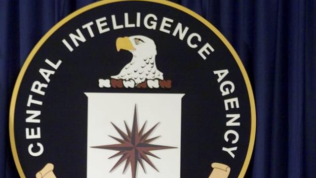 Das Logo des CIA