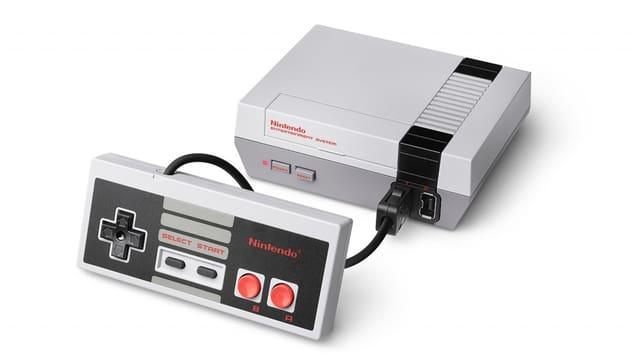 Nintendo Nes Mini wie früher - nur mit neuem Kabelanschluss