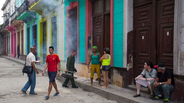 Cun fim duain las chasas vegnir deliberadas dals mustgins a Havanna.