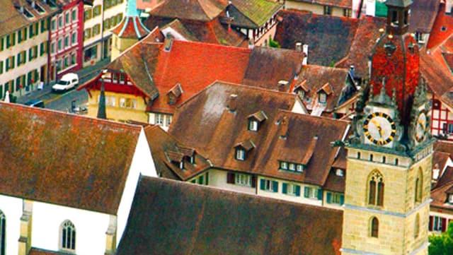 Video «Evangelisch-reformierter Ostergottesdienst aus Zofingen» abspielen