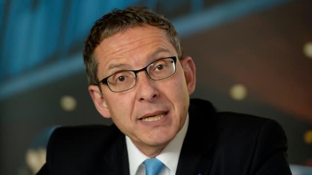 Urs Hofmann, Aargauer Regierungsrat