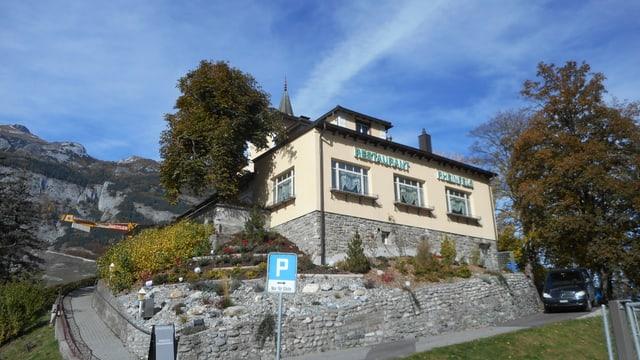 Video «Restaurant Rheinfels in Chur (GR) - Tag 3» abspielen