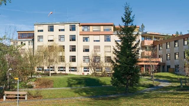 Das Spital Appenzell