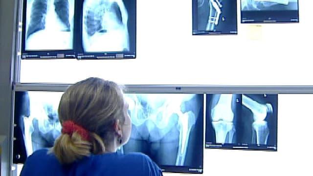 Entgins purtrets da röntgen.