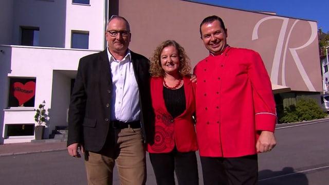 Video «Gewinner Spezial – Tag 2 – Restaurant Rössli ess-Kultur, Wolhusen» abspielen
