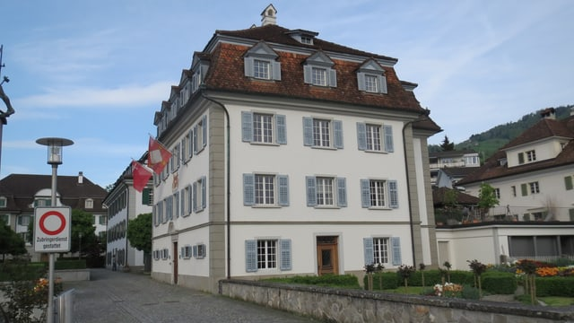 Rathaus in Küssnacht