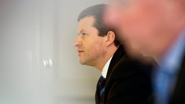 Johannes Nonn – CEO der «Schmolz & Bickenbach»-Stahlwerke.