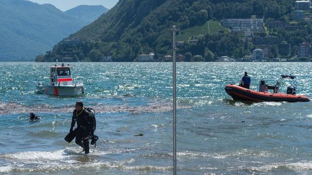 Lai da Lugano e polizia da lai