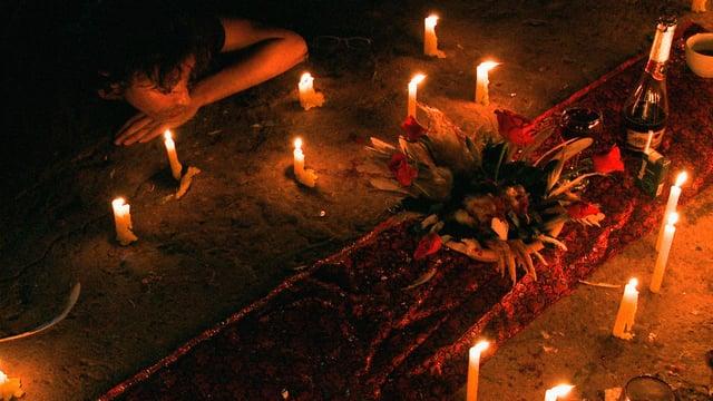 Video «Le sacre de Cisco Aznar - Zwischen Ritual und Inszenierung» abspielen