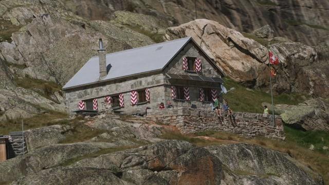 Lauteraar-Hütte
