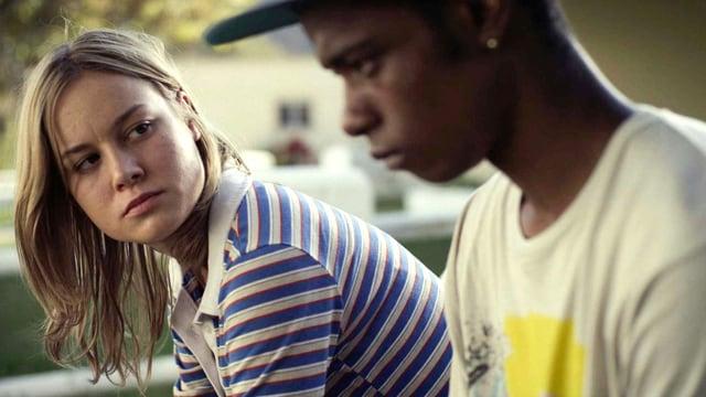 Teamleiterin Grace (Brie Larson) und Marcus (Keith Stanfield).