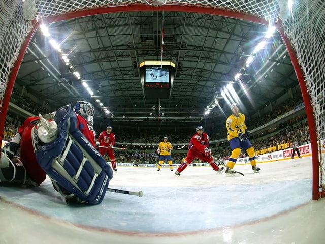 In Lettland und Weissrussland steht nächstes Jahr eine WM auf dem Programm.