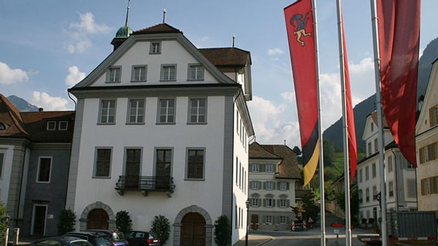 Rathaus in Stans