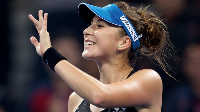 Bencic in Peking