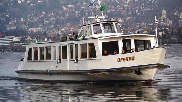 Mit dem Schiff zur Arbeit - aus dieser Idee für das untere Zürichseebecken wird nichts