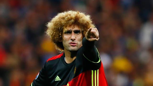 Weist Fellaini Belgien den richtigen Weg?