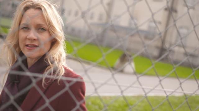 Video «Mit Eva Wannenmacher in der Strafanstalt Lenzburg» abspielen