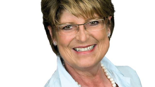 Die Thurgauer Grossratspräsidentin Heidi Grau-Lanz (FDP)